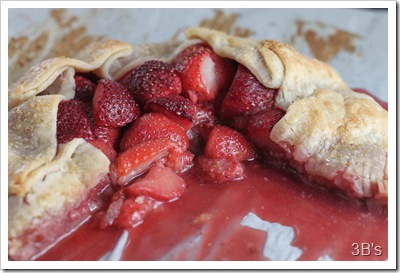 strawberry galette2