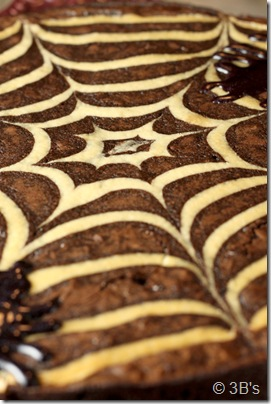 spider-web-brownies