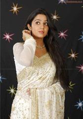 tollywood-actress-charmi-in-designer-white  saree_actressinsareephotos_blogspot_com_21