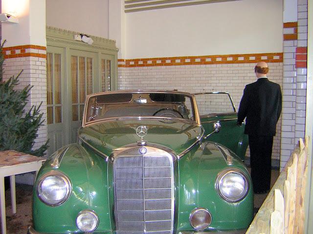 Paleis Het Loo, una vecchia autovettura