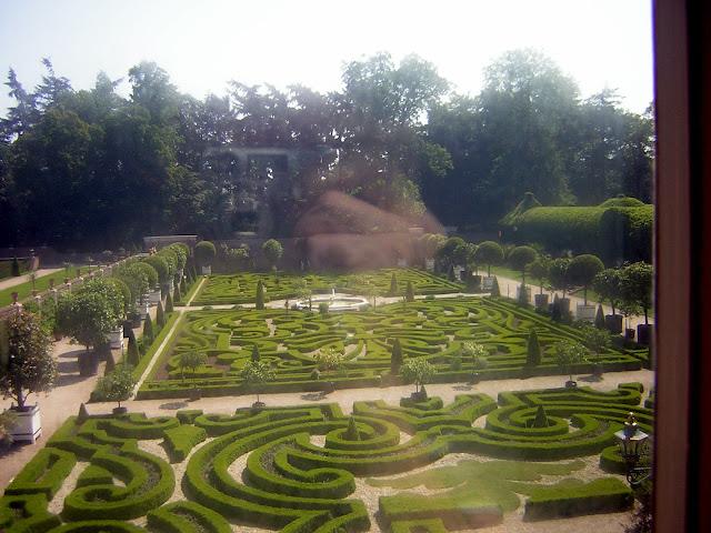 Paleis Het Loo, i giardini