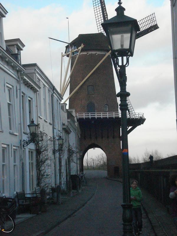 Wijk bij duurstede, cittadina caratteristica nei pressi di Utrecht