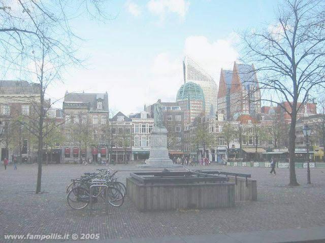 Delft, la Fontana