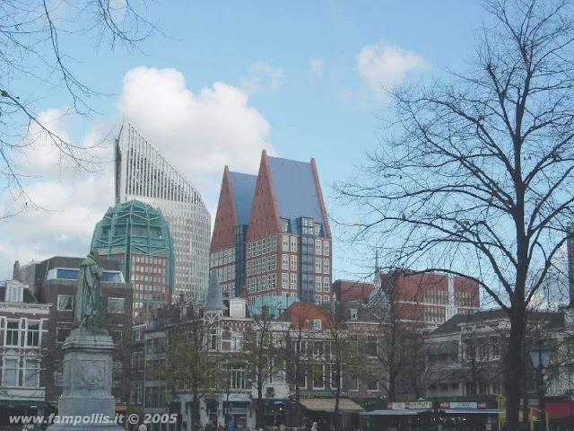 Den Haag (L'Aja), i Palazzi
