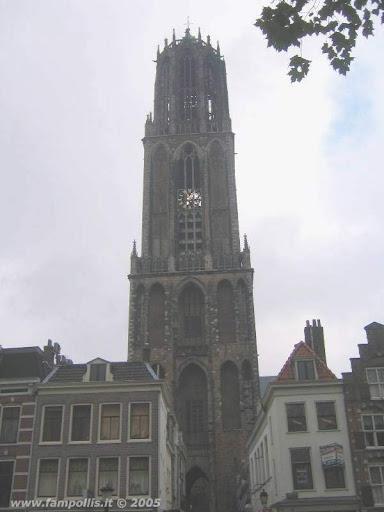Utrecht, una torre