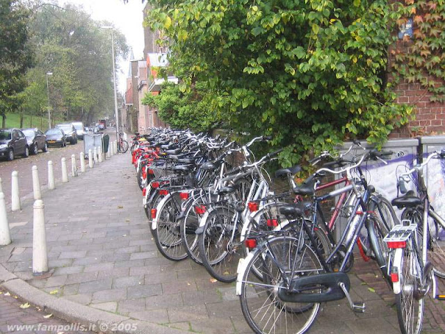 Utrecht, le biciclette