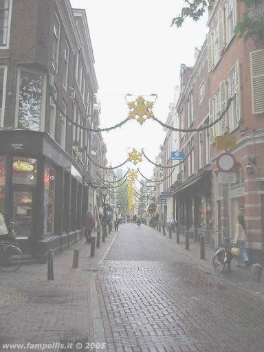 Utrecht, una strada