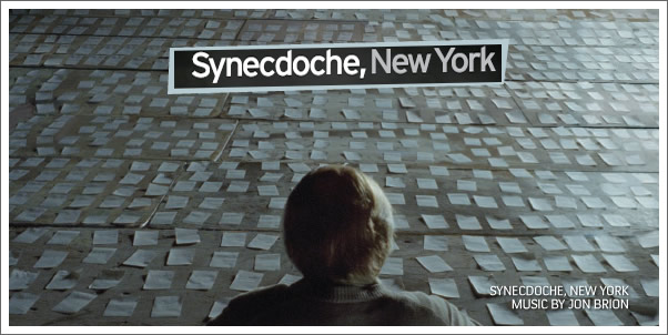 Synechdoche, New York by Composer Jon Brion