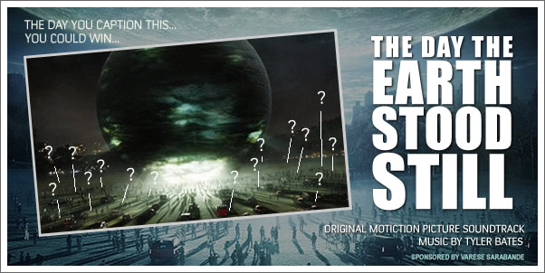 Win The Day the Earth Stood Still Soundtrack by Tyler Bates!