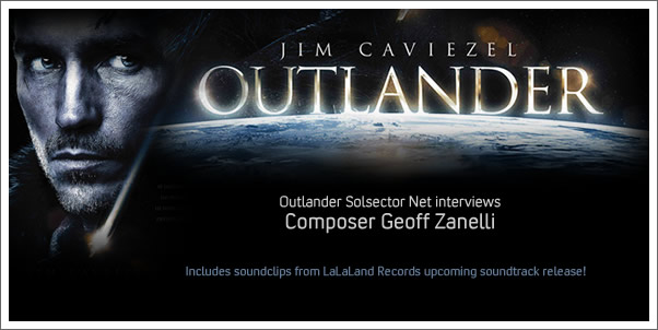 OSN Interviews Geoff Zanelli Composer for Outlander