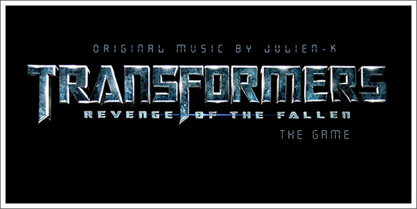 Transformers: Revenge of the Fallen Video Game Music by Julien-K