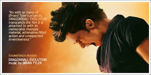 Dragonball Evolution (Soundtrack) by Brian Tyler - Review