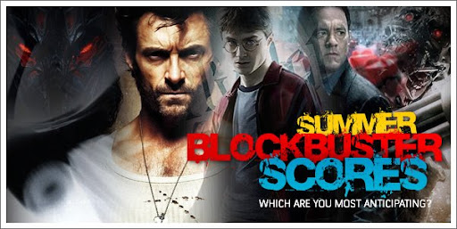 Poll: Which Summer Blockbuster Score are You Most Anticipating?