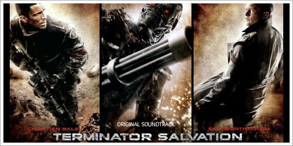 Terminator Salvation Original Soundtrack by Danny Elfman comes May 19