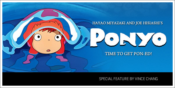Time to Get Pon-ed!  - The Movie and Music of Ponyo