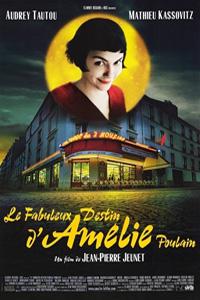 Le Fabuleux Destin D'Amelie Poulain (2001) [DVDRip / Sub.español]