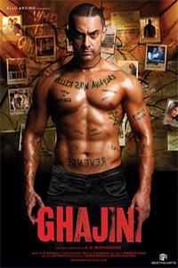 Ghajini (2008 - 2009)   [DVDRip/ Sub. español]