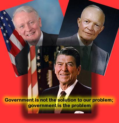 Lance: Eisenhower Bad Choice For Favorite President