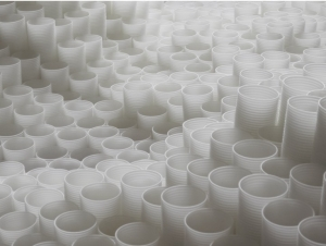 Untitled (Plastic Cups), 2006 (detail)