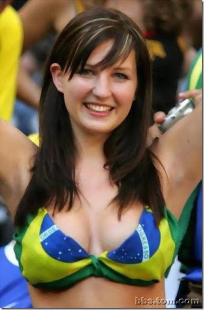 巴西啦啦隊