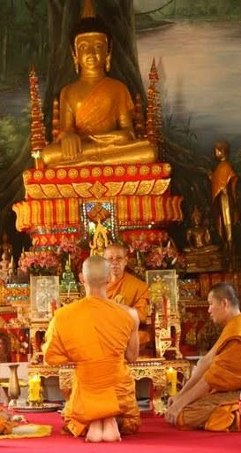 Prayoon,Yoon,monk