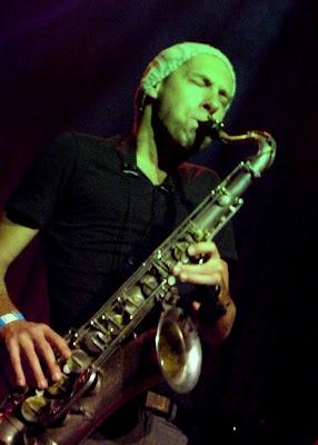 saksofonist - jazzanova