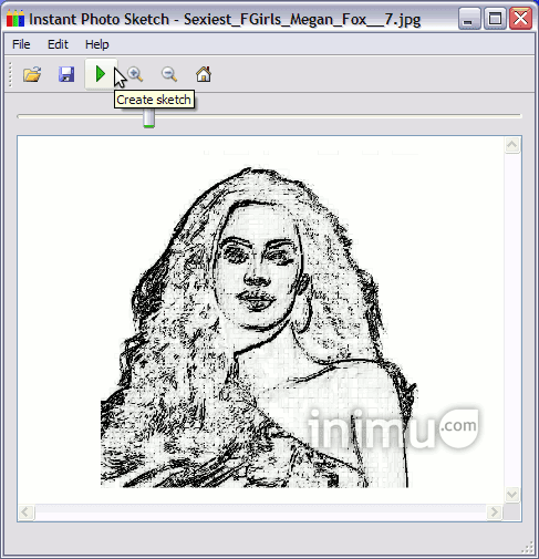 instant-photo-sketch-megan-fox.png