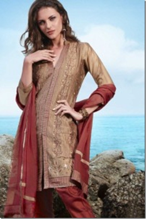 Charming Salwar Kameez 2011 Collection5