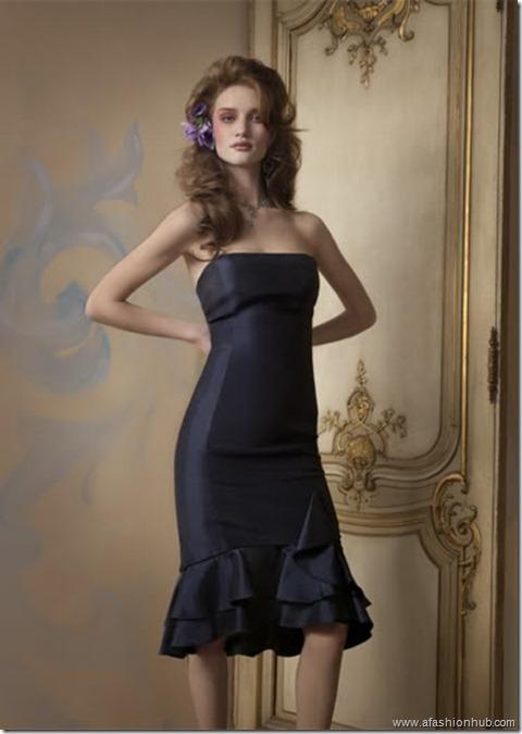 Rosie Huntington-Whiteley Alvina Valenta Bridal Collection (7)