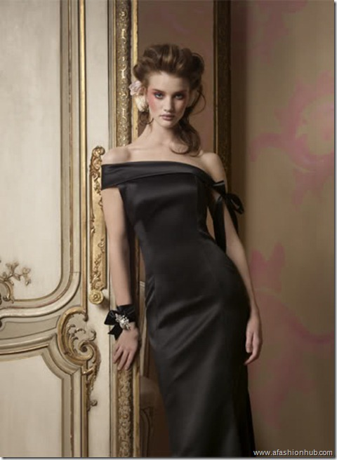 Rosie Huntington-Whiteley Alvina Valenta Bridal Collection (13)