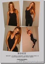 Rosie Huntington-Whiteley Polaroids (17)