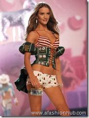 Rosie Huntington-Whiteley Fashion Show 2007 (7)
