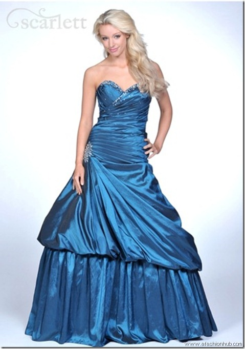 Anastasia-Prom dress and ballgown