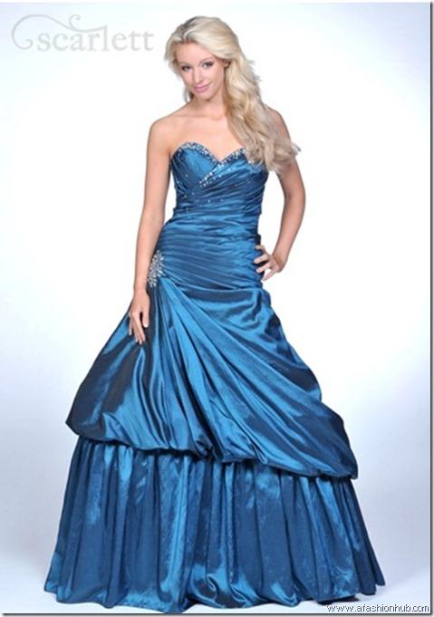 Anastasia-Prom dress and ballgown