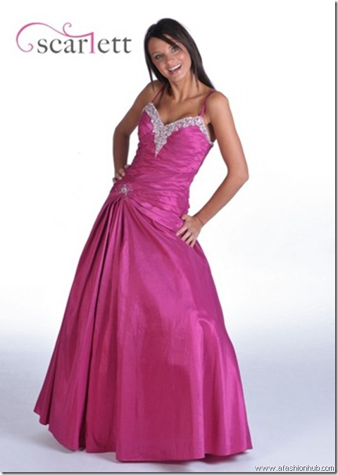 Connie-Prom dress and ballgown