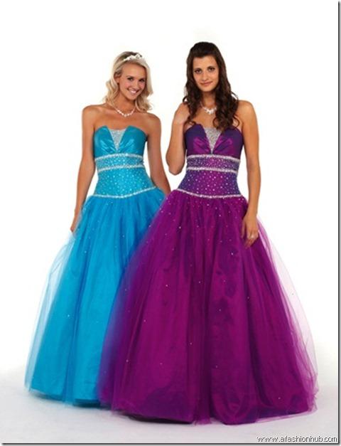 Lorraine-Prom dress and ballgown