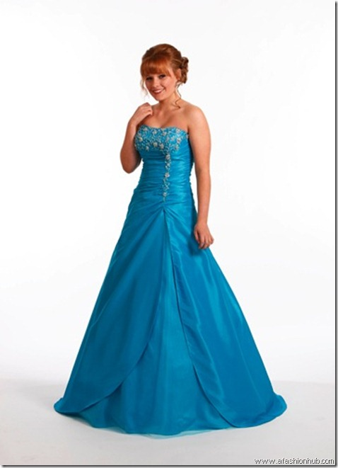Orla, also in Purple-Prom dress and ballgown