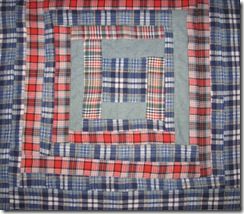 flannel shirt quilt full