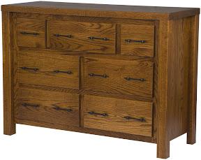 Ashton dresser