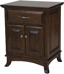 Rochester Nightstand with Doors