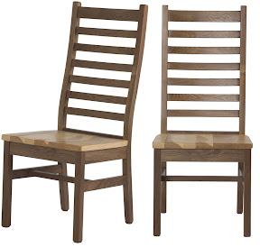 horizon mission dining chair