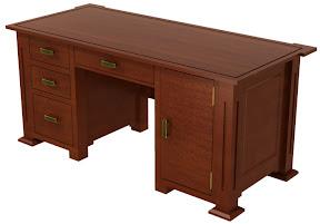 sacramento executive desk