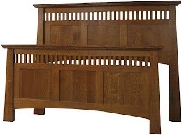Teton Bed Frame