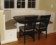 kitchen nook table