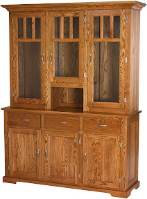 knox mission china cabinet