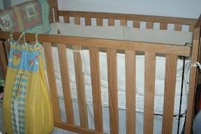 New York crib set