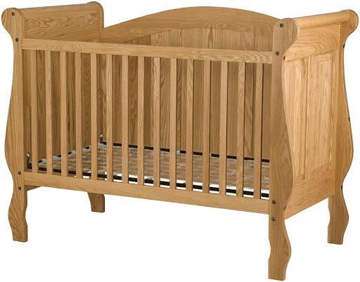 Salla Wooden Baby Cribs