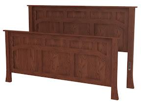 edmonton bed frame