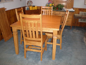 Susan's dining set