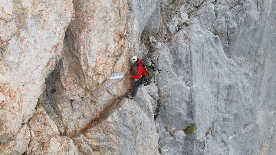 Klettersteig Zell Am See : Selbhorn 2655m sw wand klettersteig & schönfeldspitze